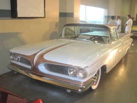 1959 Chevy El Camino with Pontiac front