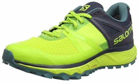 Salomon Trailster GTX, Calzado de Trail Running, Impermeable ...