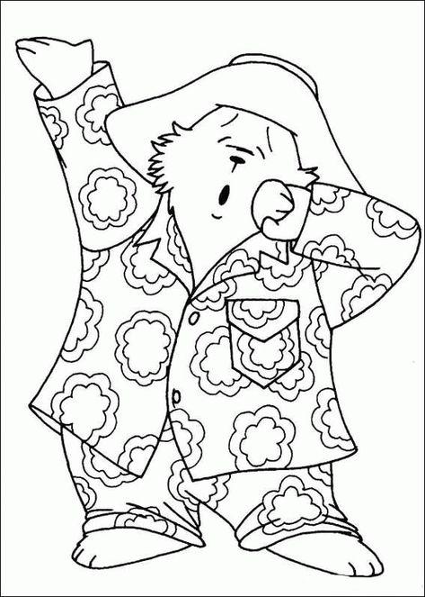 paddington malvorlagen  malvorlagen kinderfarben und