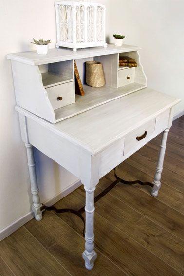 Peindre un meuble en bois  Quelle peinture choisir ? Upcycled - peinture sur meuble bois