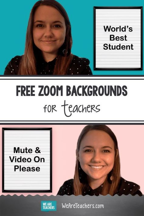 We Made Free Zoom Backgrounds for Teachers You're Going to Want Them – Technology Updated Ideas Teaching Special Education, Teaching Tools, Music Education, Education Quotes, Physical Education, Middle School Technology, High School Classroom, Classroom Decor, Whole Brain Teaching