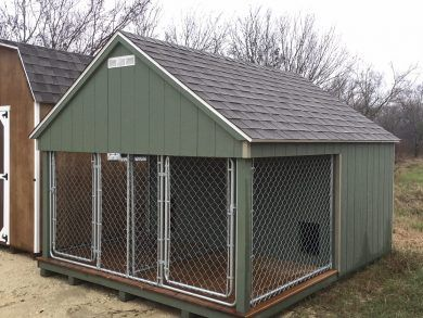 8x10 Dog Kennel For Sale In Stock Sheds And More 366121119 In 2020 Dog Kennels And Crates Dog Kennels For Sale Kennels For Sale