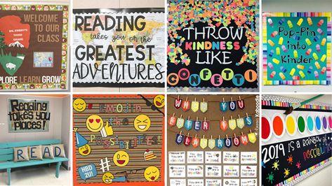 81 Back-to-School Bulletin Board Ideas from Creative Teachers