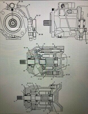 Sponsored Ebay Caterpillar 416 416d Hydraulic Pump 2146980 We Sell Hyd Pumps Cat Jd Komatsu Ko Hydraulic Pump Hydraulic Komatsu
