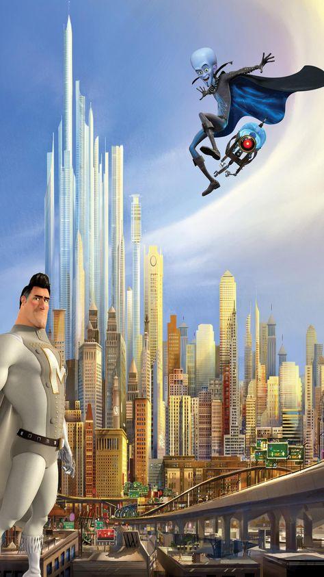 Megamind (2010) Phone Wallpaper   Moviemania