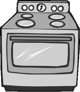 Gallery For Oven Clipart Oven Cleaning Hacks Oven Oven Cleaning