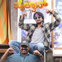 #Pailwan . . #Kiccha #Sudeep #Kannada #Movies #celebritystylist #Kannadamovies #sandalwood #bollywood #tollywood #kollywood #cineloka #gandhinagar #superstar #Kicchasudeep #abhinayachakravarthy  #nammabengaluru