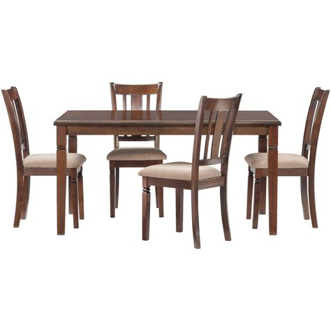 Durham 5 Piece Dining Set 5 Piece Dining Set Dining Table Sale Espresso Dining Tables