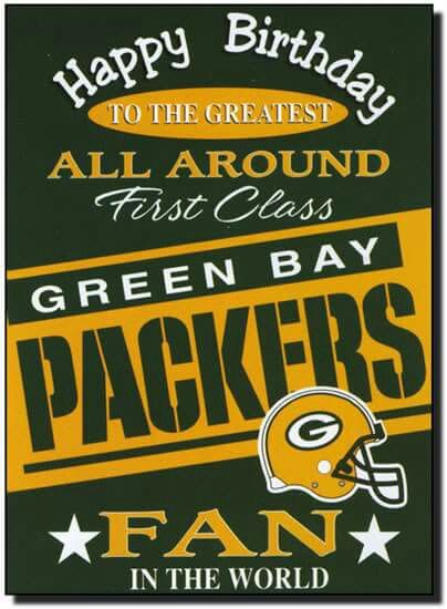Packers Birthday Green Packers Green Bay Packers Fans Green Bay Packers Birthday