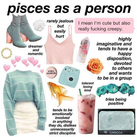 zodiac aesthetics - pisces - Page 2 - Wattpad