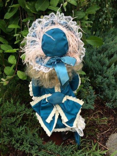 Stara Lalka Reprodukcja Starej Lalki Bru Nicole 7425425414 Oficjalne Archiwum Allegro Hanukkah Wreath Nicole Hanukkah