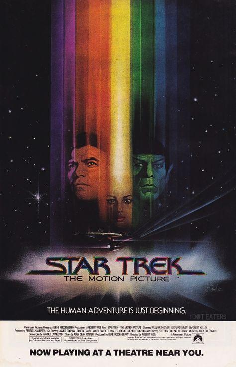 Discovery is just beginning. #StarTrek | Star trek original