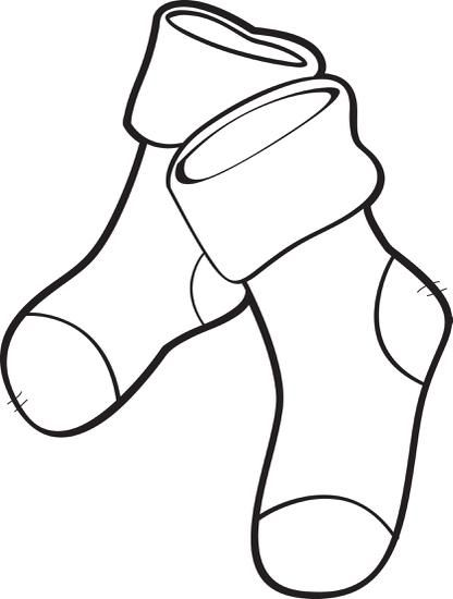 Printable Christmas Stockings Coloring Page For Kids Free Christmas Coloring Pages Coloring Pages Printable Christmas Stocking