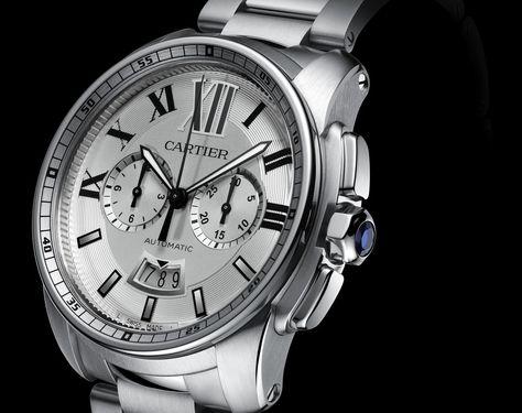 Introducing The Calibre de Cartier Chronograph: An Impressive New In-House Movement (Live Pics + Pricing) — HODINKEE - Wristwatch News, Reviews, & Original Stories