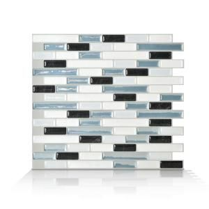 Smart Tiles Is The Original Made In North America Do It Yourself Peel And Stick Backsplash Tiles Especial