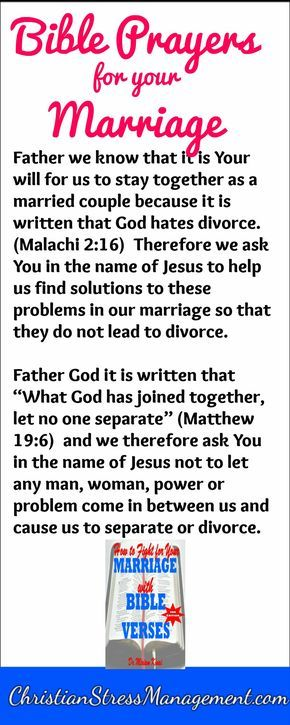 How to Fight for your Marriage with Bible Verses   Spiritual