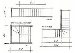 Image Result For Emergency Staircase Dimensions Stairs Floor Plan Stair Plan Staircase Design