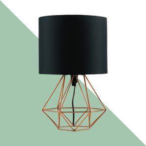 Wandspiegel Tamworth Lampenschirm Tischleuchte Lampe