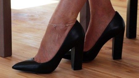 Man HeelsReal Set Anklet Hotwife High AnkletsMan MqSzUVp