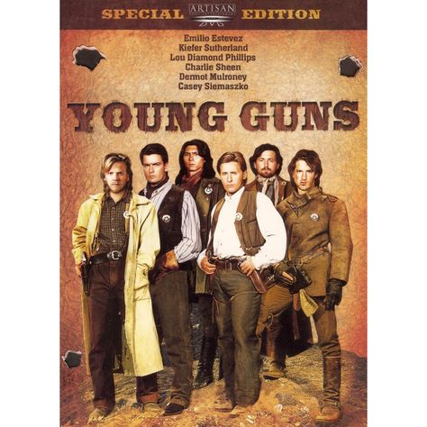 Young Guns (Special Edition) (dvd_video)