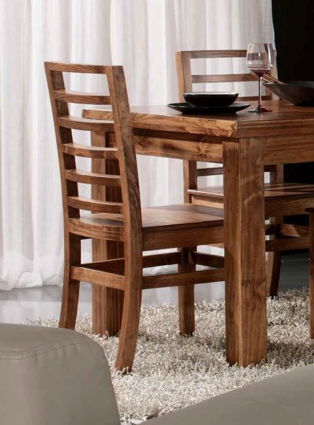 silla modelo barrotes sin tapizado, mueble mejicano en 2020 ...