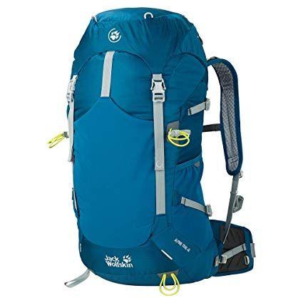 Jack Wolfskin Alpine Trail Rucksack Review | Backpacking