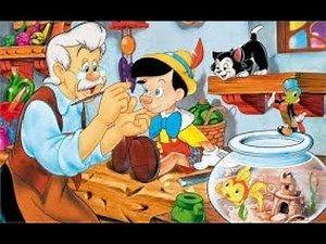 فيلم كرتون بينوكيو كامل ومدبلج للعربية سبيستون Pinocchio Disney Movies Disney Characters
