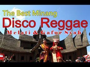 The Best Disco Reggae Minang Melati Gafursyah Youtube