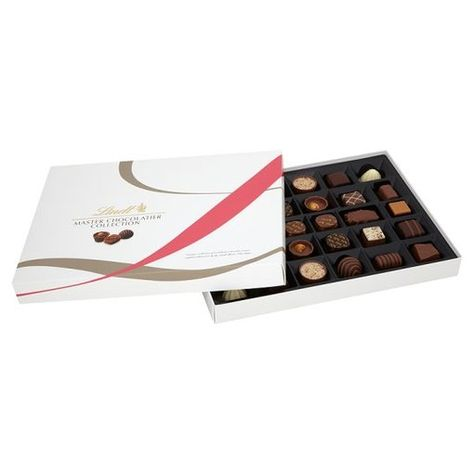 Lindt Master Chocolatier Collection Chocolates 305g Box