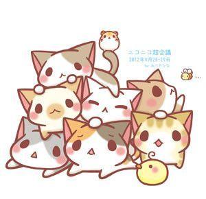 Yahoo ブログ サービス終了 猫 イラスト かわいい 猫 描き方 キュートなスケッチ
