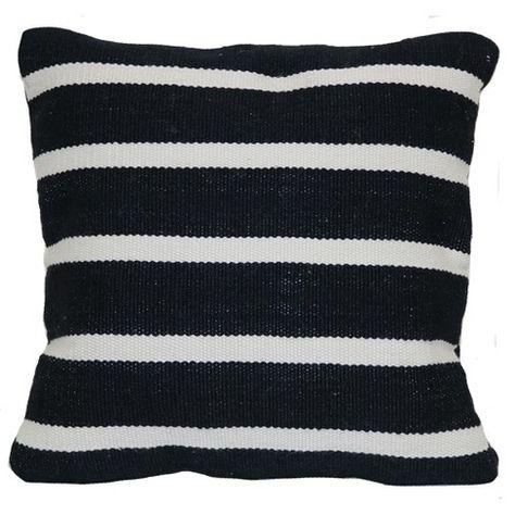 Outdoor Throw Pillow Square Woven