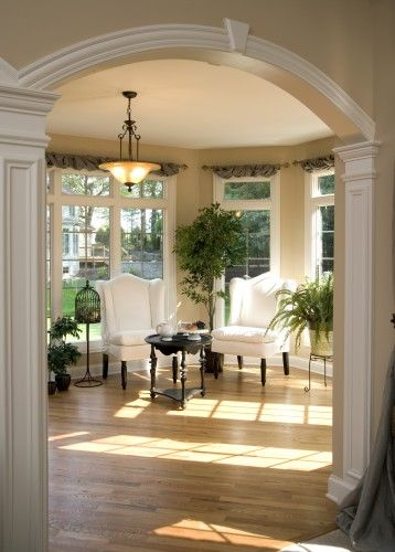 9 Modern And Beautiful Hall Arch Designs For Home | Arch, Hall and ...