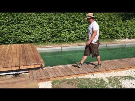 Jean Putz Erklart Die Automatische Poolabdeckung Mit Rolladen Elektrisch Hesselbach Gmbh Grando Swimming Pools Backyard Jacuzzi Outdoor Swimming Pool Decks