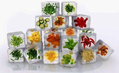 110 Ideas De El Arte De Congelar Freezing Congelacion De Alimentos Congelado Alimentos