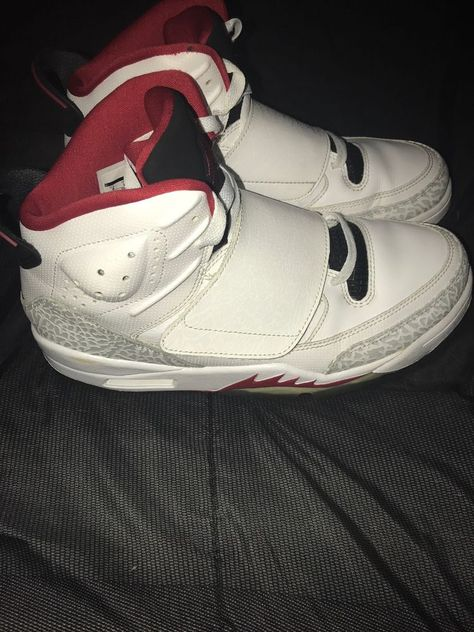 d395372becdc Jordan Son of Mars Red White Size 9  fashion  clothing  shoes  accessories   mensshoes  athleticshoes (ebay link)