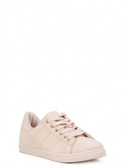 Дамски кецове INIQ беж | Sneakers, Tretorn sneaker, Shoes