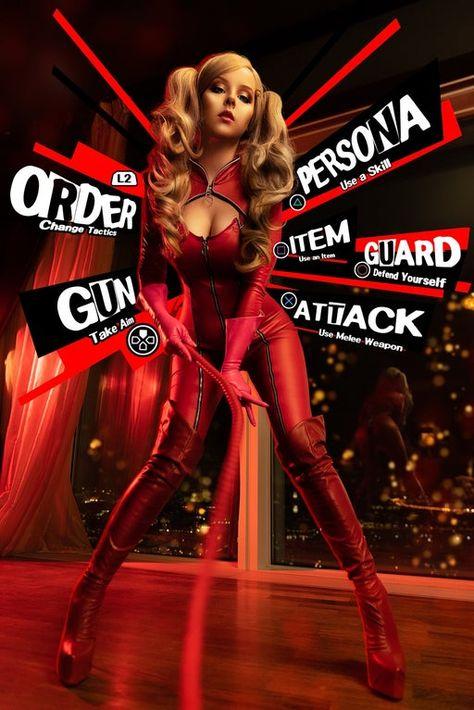 Ms. Marvel Cosplay by Helly von Valentine