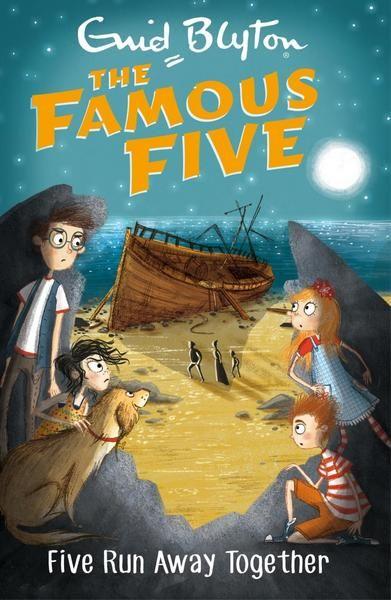 Five Run Away Together Von Enid Blyton Ebook Wolle Kaufen Online