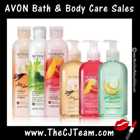 bathoil Avon Campaign 17 Bath & Body...