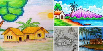 39 Inspirasi Menghias Kebun Sayuran Dan Taman Bunga Menggunakan Botol Plastik Painting Art