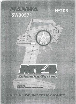 Manual Sanwa Mt4 Emisoras Espanol