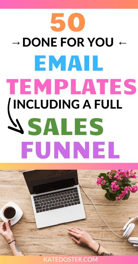 DONE FOR YOUR EMAIL TEMPLATES