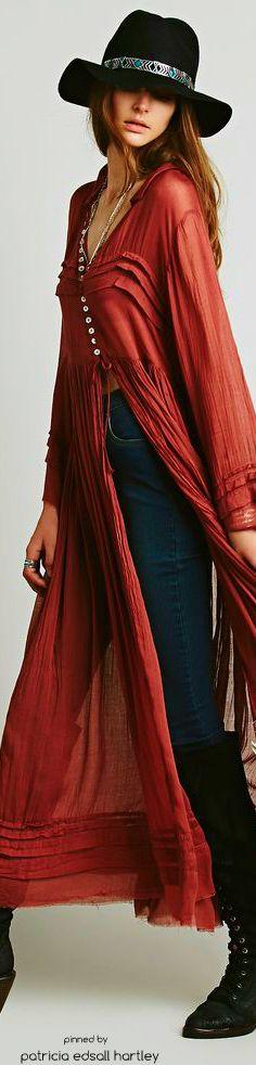 Hippie Clothing Boho Chic