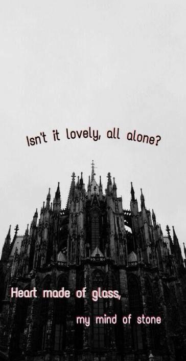 70 Trendy Quotes Wallpaper Lyrics Billie Eilish With Images