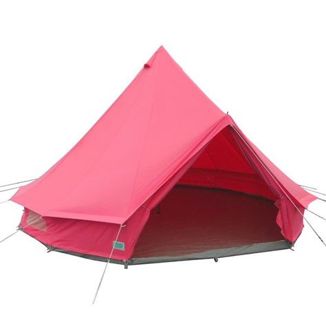 Coral Deluxe Bell tent from Boutique Camping | Camping | Camping equipment | PHOTO GALLERY | housetohome.co.uk | Mobile
