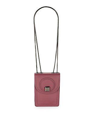 1bce48da8805 KOOBA BURBANK LEATHER MINI BAG. #kooba #bags #shoulder bags #leather ...