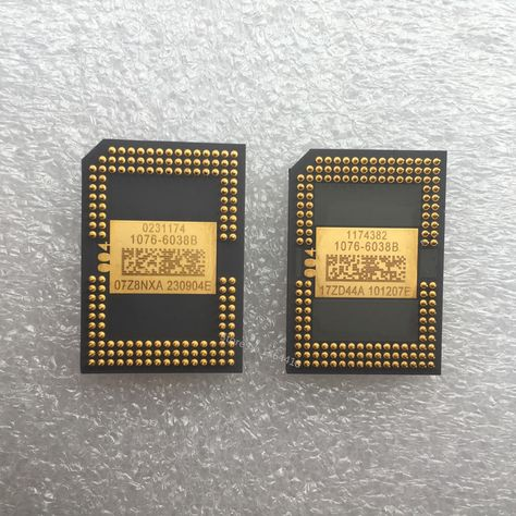 for New Projector DMD Chip 1076-6038B 1076-6039B 1076-6438B 1076-6139B