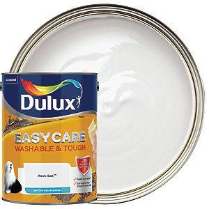 Dulux Easycare Washable Tough Rock Salt Matt Emulsion Paint 5l Dulux