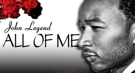 Learn To Play Piano As Performed By John Legend All Of Me