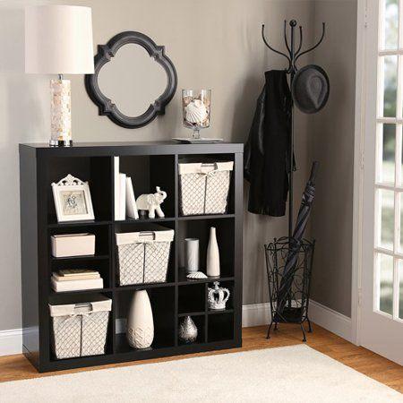 112f10f085e7c366651563a5fac48725 - Better Homes And Gardens 2 Cube Organizer Espresso